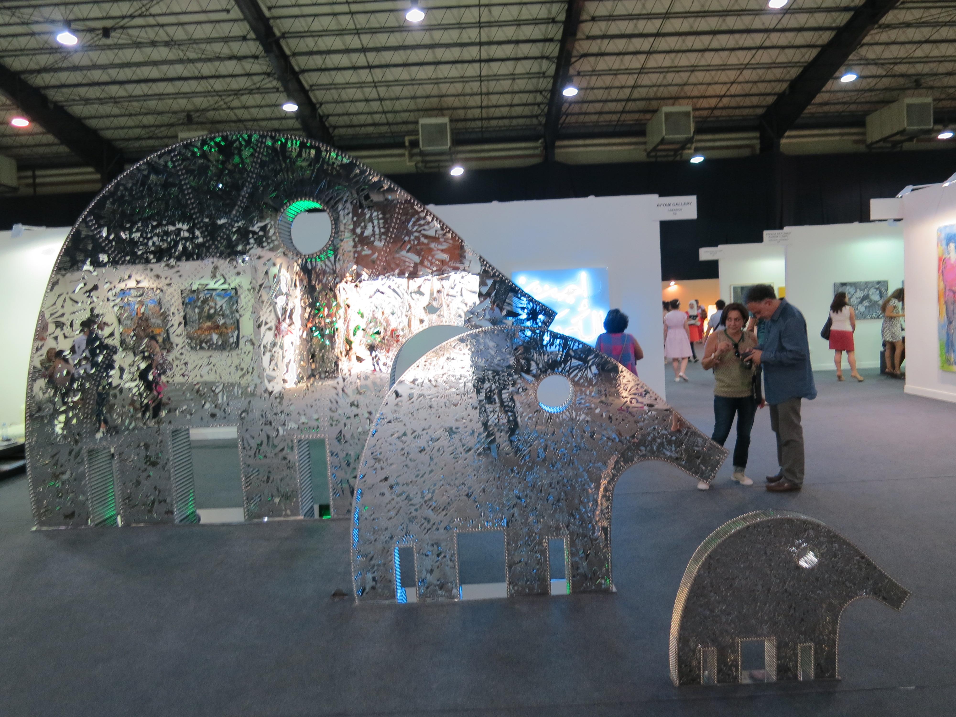 Beirut Art Fair 2012 |
