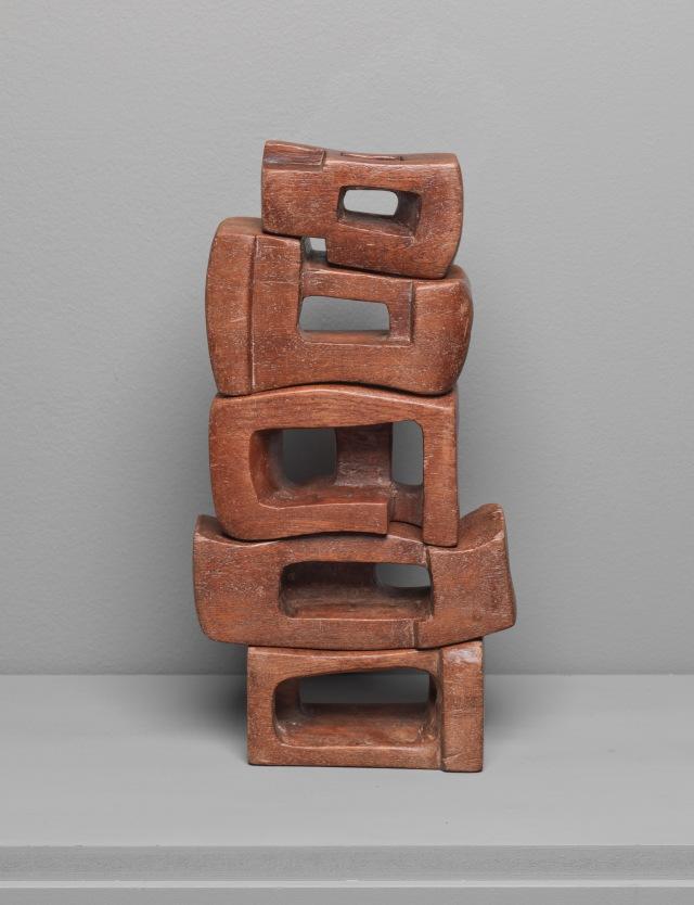 Poem, 1963-1965 Infinite Structure © Saloua Raouda Choucair Foundation