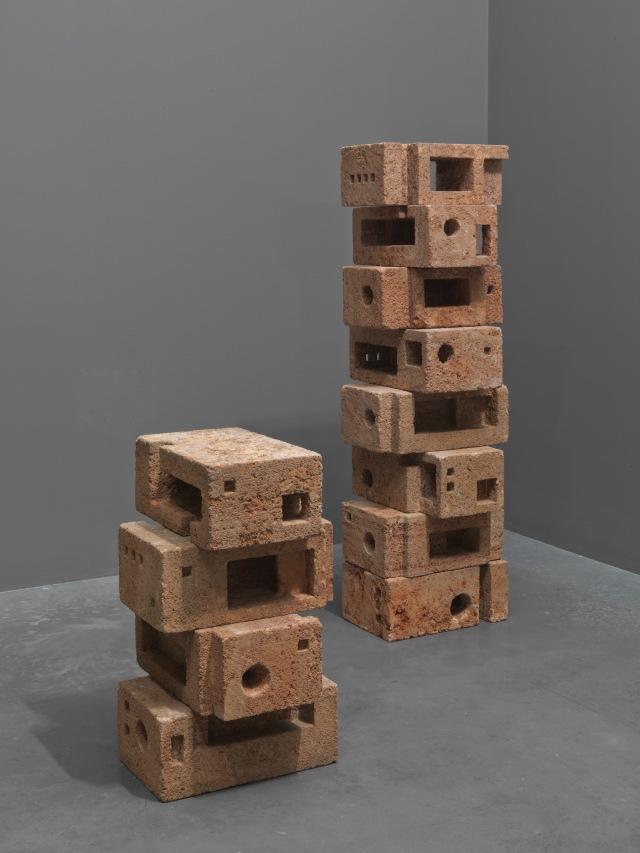 Infinite Structure © Saloua Raouda Choucair Foundation