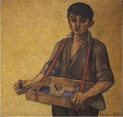 Louay Kayyali - The Match Seller
